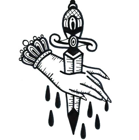 Hand And Dagger Tattoo Studio