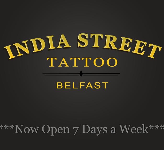 India Street Tattoo