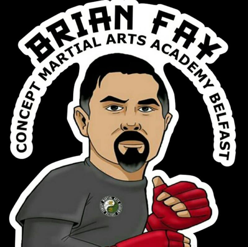 Brian Fay - Concept Martial Arts Academy Belfast