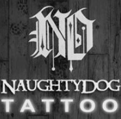 Naughty Dog Tattoo